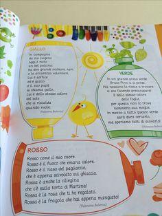 Il Pettirosso che Ride: La Ruota dei Colori - Rotella a ...