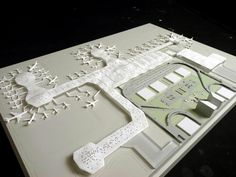 Free Paper Models, Airport Design, Toy House, Model Maker, Hangzhou, Airports, Scale Models, Old And New, Airplane