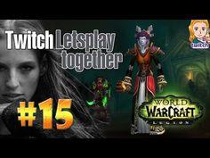 World of Warcraft #2 Massl zieht Mage 60 mit #Demon Hunter 100 - #WoW (Folge vom #Twitch Kanal) - YouTube