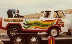 60s econoline drag truck