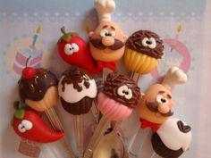 Colherinhas de sobremesa! by Rafa Pereira, via Flickr