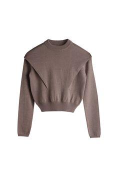 Sweater darting , in love