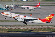 Hainan Airlines B-6088 Airbus A330-243