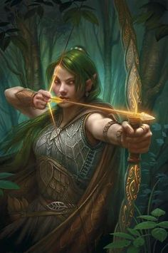 Faislom- revived soul. Companion spirit- true archer