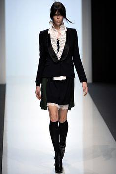 Sacai FW 2012-13 - Paris - StyleZeitgeist