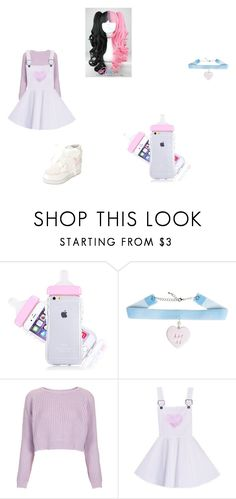 """""""melanie martinez inspired"""" by amandabeache on Polyvore featuring Topshop"""
