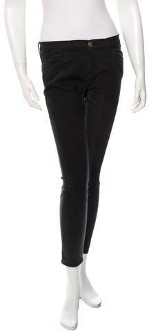 Current/Elliott The Stiletto Jeans w/ Tags Sweatpants, Tags, Denim, Stylish, Black, Women, Fashion, Moda, Black People