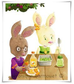 """""""Lola, la lapine qui ne mange pas de carottes"""" - éditions Bélize (octobre 2012)"""