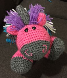 Handmade magical unicorn