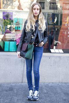 #StreetStyle #IsabelMarant #H&M #Shopping #Madrid #Sport #Chic