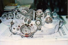 Race Engines, 50cc, Pocket Watch, Racing, Bike, Madness, Motorcycles, Accessories, Running