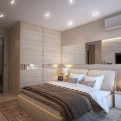 Best Interior Design Bedroom – Modern Home Wardrobe Design Bedroom, Luxury Bedroom Design, Modern Master Bedroom, Bedroom Furniture Design, Small Room Bedroom, Master Bedroom Design, Minimalist Bedroom, Trendy Bedroom, Home Decor Bedroom