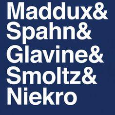 Atlanta Smoltz Maddux Glavine Niekro Spahn T Shirt