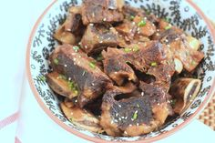 Slow Cooker Asian Short Ribs — The Hobo Kitchen Slow Cooker Ribs Recipe, Slow Cooker Recipes, Crockpot Recipes, Asian Short Ribs, Bahamian Food, A Food, Food And Drink, Beef Ribs, Rib Recipes
