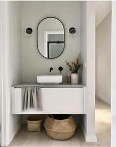 Home Renovation Bathroom House renovation stories: moodboards for bathrooms (in partnership with Ca' Pietra) Bathroom Renovations, Home Renovation, Home Remodeling, Remodel Bathroom, Bad Inspiration, Bathroom Inspiration, Bathroom Layout, Bathroom Interior Design, Bathroom Ideas
