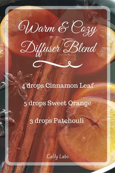 Embrace the spice and warmth this blend of #cinnamonleaf #sweetorange and #patchouli #calilylabs See more at www.calilylabs.com