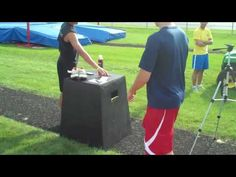 Yorkville Track Camp— Long Jump and Triple Jump drills with Coach Mizel ...
