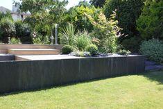 jardin potager bordure en palis d 39 ardoise terrasse jardin pinterest jardin potager. Black Bedroom Furniture Sets. Home Design Ideas