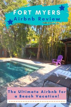 A review of our stay at a Fort Myers Beach Airbnb. The Delmar Beach House was perfect for a beach vacation with so much to do in walking distance! #fortmyers #swflorida #airbnb Florida Vacation, Florida Travel, Florida Food, Airbnb Reviews, Home Thermostat, Fort Myers Beach, Daytona Beach, Sunshine State, Beach House
