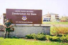 USAF Zweibruecken Airbase ( I was in a group of early USAF SF/SP arrivals assigned to Zweibruecken after serving with the TFW/SPS at Danang and Hue Vietnam. (Northern I Corps ) Most Haunted Places, Scary Places, Air Force Bases, Us Air Force, United States Army, Military Life, Da Nang, Places Ive Been, Places To Visit