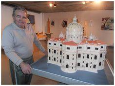 Bulleros de Murcia: Los Bulleros  El Chato, creador de miniaturas ¡¡Precioso todo lo que crea!!