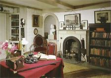 Postcard MA Concord Louisa May Alcott Little Women Orchard House Bronson's Study