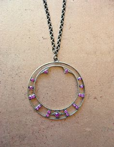 Mystical Eye Necklace