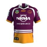 687cd4fad8e Brisbane Broncos 2018/19 Mens Home Jersey(Customizable) australian nrl  shirts SALEAU005 Brisbane