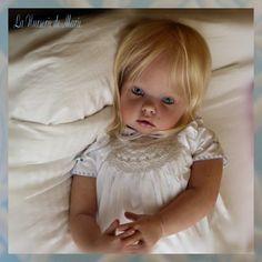 Reborn Baby Toddler Tibby by Donna RuBert Girl Heidi