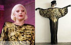 American Horror Story: Season 5 Episode 1 Elizabeth's Silk Gown