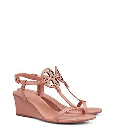 cda0801f6324 Tory Burch Miller Wedge Sandal Wedges Outfit