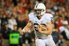 PENN STATE – FOOTBALL 2013 – Thanks to the three-headed monster of Zach Zwinak, Bill Belton and Akeel Lynch, the Nittany Lions have run the ball quite effectively this season as they are averaging nearly 172 yards per game on the ground. Zwinak is the senior leader of the group as he leads the team with 369 rushing yards and eight touchdowns, but both Belton and Lynch are averaging 6.6 and 7.7 yards per carry respectively, so opposing defenses have to pick their poison.