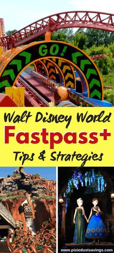 Walt Disney World Fastpass+ Tips and strategies. What Fastpasses you should get for each park and FAQs. Disney Vacation Planning, Disney World Planning, Walt Disney World Vacations, Disney World Resorts, Disney Parks, Disney Travel, Disney Bound, Trip Planning, Disney World Tips And Tricks