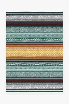 Designed to celebrate the ancient body art of mehndi, our Nira Polychrome Rug showcases an intricate paisley design, in vibrant hues of orange, teal blue, mustard yellow and burgundy red. Washable Area Rugs, Machine Washable Rugs, Striped Rug, Black Rug, Paisley Design, Instagram Shop, Grey Rugs, Natural Rug, Teal Blue
