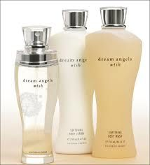 Dream angel: this is a sweet fragrance. I'm not big on sweet ones they don't normally mix well with my body's chemistry. BUT this one was great. It is a must if you don't like other perfumes.