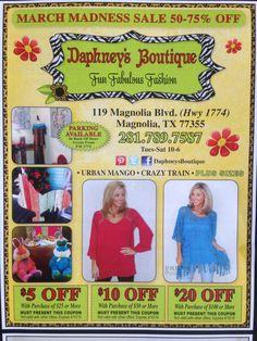 Daphney's Boutique