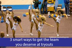 The huge mistake you're making at tryouts that is breaking your season - kateboydcheerleading.com