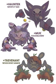 I'm in love with this pokemon!