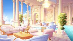 Olympus Living Room by tamiart.deviantart.com on @DeviantArt