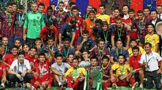 Thailand - Barça (1-7)