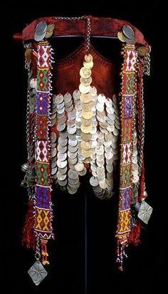 Kardashian, Face Veil, Saint Laurent, Palestinian Embroidery, Body Adornment, Oriental Fashion, Tribal Jewelry, Silver Coins, Jewelry Organization