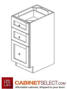 Buy Greystone Shaker Kitchen Cabinets - RTA Cabinets by CabinetSelect Shaker Kitchen Cabinets, Kitchen Cabinet Drawers, Desk With Drawers, White Cabinets, Cabinet Doors, Plywood Shelves, Plywood Boxes, Veneer Door, Types Of Cabinets