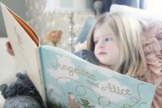 favorite books for little girls