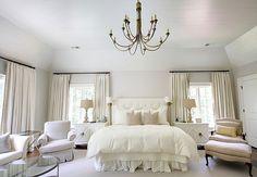 #Bedroom  neutral bedroom....peaceful and serene