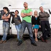 White van man,Series 2 ,Poor Olly the gullible but lovable handyman who just cant win most of the time. It is set in the small town of mapleberry and has a collection of bizzare residents. The charcters are starting to get tighter in this second series so it is forming quite nicely, Only critism is the fast paced story that means you have to listen intently and you go to the loo u half way through you may have no idea whats going on when u get back.
