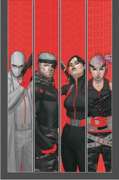 X-FORCE #5 SIMON SPURRIER (W) • JORGE MOLINA (A/C) • X-Force comes face-to-face with Volga, the mastermind who's been weaponizing superhumans and using them in the undercover war that's being waged across the globe. • But little does X-Force know that Volga has already weaponized one of their own... • …And by the time this issue is through, one member of X-Force will meet their end!  32 PGS./Parental Advisory …$3.99