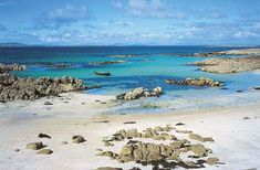 Coral Strand in Connemara, County Galway, Ireland. Believe it or not, but this is not the Caribbean this is Ireland's west coast. All Inclusive Honeymoon Resorts, Best Honeymoon Destinations, Love Ireland, Ireland Travel, Tourism Ireland, Connemara Pony, Londonderry, Voyage Europe, Tourist Information