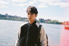 SHINee's Minho has admitted he misses his family.