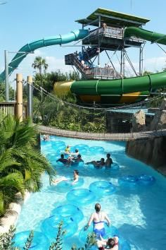 Aquatica, Orlando FL whimsical, one-of-a-kind water park Can;t wait to try this park