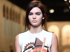 Newbie model Kendall Jenner reportedly wasn't welcomed on the NY Fashion Week runway by some of the other models.